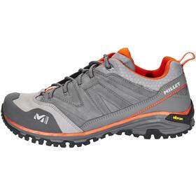 Millet Hike Up Low Shoes Men tarmac/orange